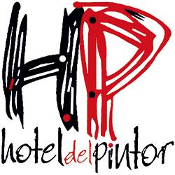 Logotipo Hotel del Pintor